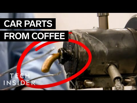 Turning McDonald's Coffee Beans Into Ford Car Parts