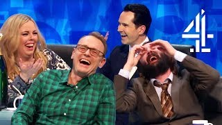 BEST INSULTS (with THAT Glory Holes Joke)   8 Out of 10 Cats Does Countdown Jimmy Carr Insults Pt. 8