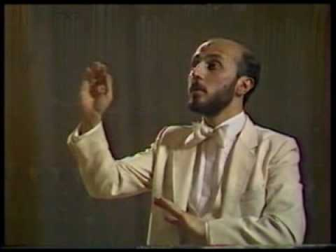 Yel, yel - Komitas - Armenian Radio and TV Chamber Choir