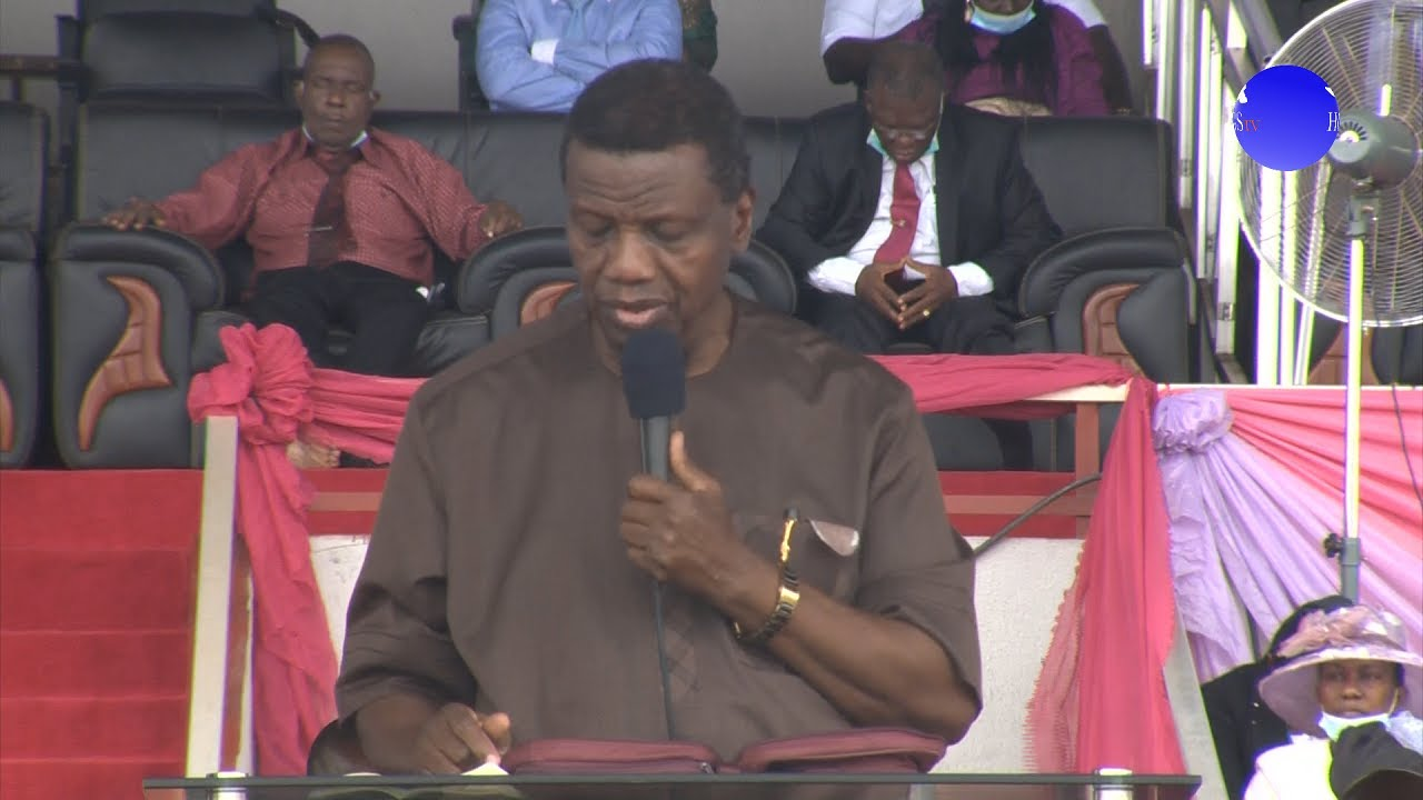 RCCG Sunday Service 18th April 2021 Live With Pastor E. A. Adeboye