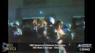 Preview - 1968 DNC in Chicago - CBS News Coverage
