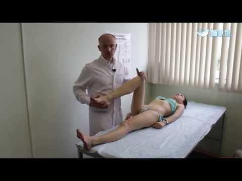 Наглядное лечение коленного сустава. Клиника Доктор Сан. г.Пермь. Как лечить колени.