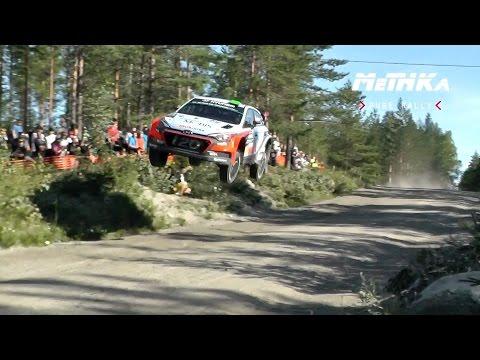 Best of WRC podsumowanie roku 2016