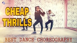 Cheap Thrills || Sia ft. Sean Paul || Mr. Blaze Dance Choreography  || Kids Dance Steps
