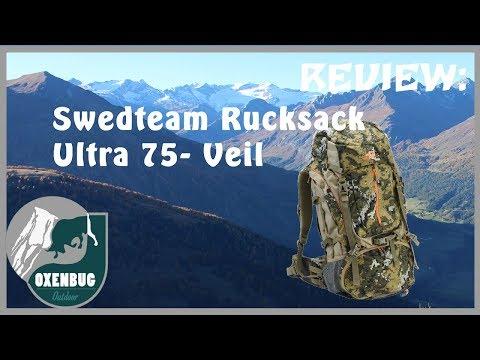 Review  Jagd  und Freizeitrucksack Ultra 75+ Veil