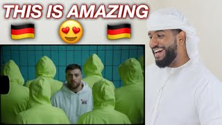 ARAB REACTION TO GERMAN MUSIC BY KC Rebell Feat. Summer Cem & Capital Bra   DNA **BEST SONG**