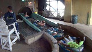 The Drop Water Slide at Atlantis