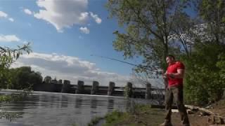 Колокольчик на рыболовной снасти