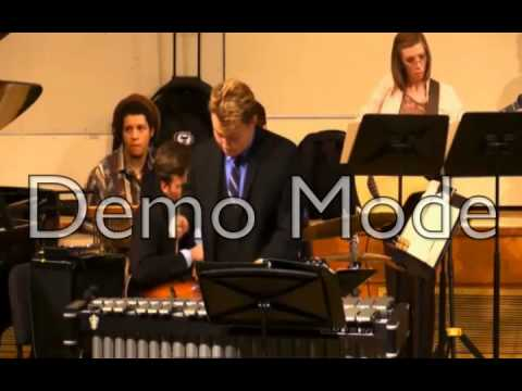 Modern Big Band Jazz Composition. Performed by Cal State University Sacramento