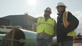 Safety and Reliability of Pipelines are Very Important, Dakota Access Pipeline