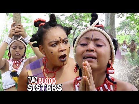Two Blood Sisters Season 1 - Regina Daniel & Reachel Okonkwo 2017 Latest Nigerian Movie