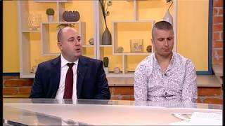 Masakr u Gorazdevcu / Monstruozni zlocin UCK / Preziveli u studiju - DJS - (TV Happy 13.08.2018)