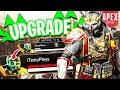 Upgrading with the DOUBLE Legendary Gun Loadout - PS4 Apex Legends