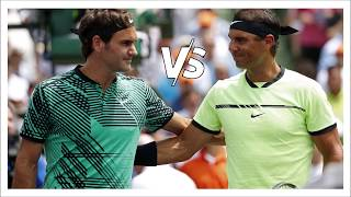 Federer vs Nadal - Comparison | Who is the tennis GOAT?