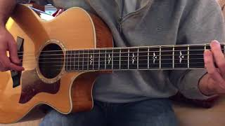 Dave Matthews #40 (how to play)