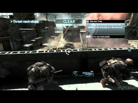 Gameplay de Tom Clancy's Ghost Recon: Future Soldier
