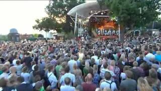 Adam Tensta   My Cool Live Allsång På Skansen 2008