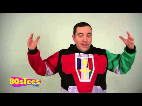 Voltron Hoodie Video