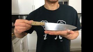 How To Measure the Exact Sharpness of a Knife
