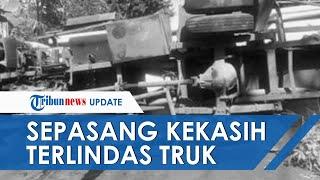 Sepasang Kekasih di Nusa Tenggara Timur Alami Kecelakaan Motor hingga Tewas Terlindas Truk