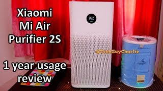 Xiaomi Mi Air Purifier 2S - 1 year actual usage review - still the best!