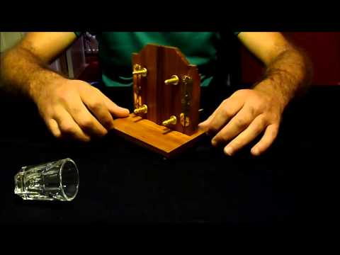 Impossible Glass Penetraion by Magic Wagon