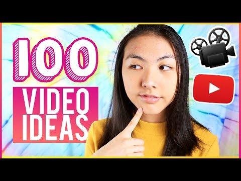 📽100 VIDEO IDEAS For YouTubers | WHAT TO WATCH WHEN YOU'RE BORED AT HOME 2018!😴 Katie Tracy