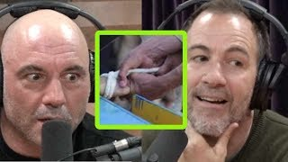 Joe Rogan Learns Why Thieves Lose their Right Hands in Saudia Arabia