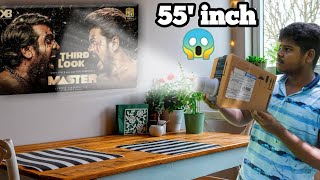 5 Minutes யில் Projector செய்வது எப்படி| How To Make Projector|💯 Super Output|OutofFocus