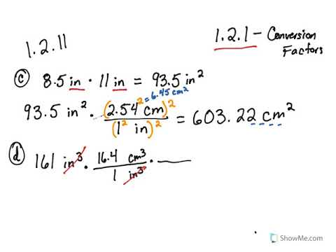 1 2: Dimensional Analysis (Problems) - Chemistry LibreTexts