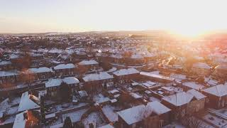 Chesterfield From Above Cira 2018 - DJI Phantom 3