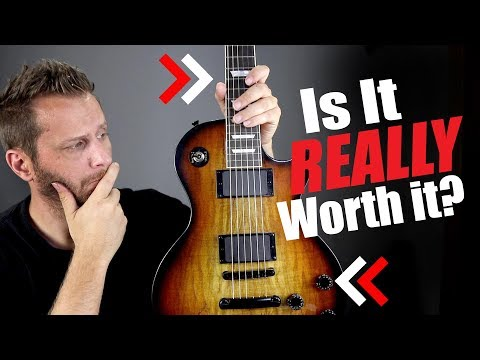 Building a Guitar KIT - Is It Really Worth It??