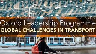 The Global Challenges in Transport Programme