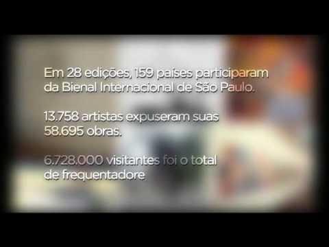 O Passado e o Futuro da Bienal de São Paulo
