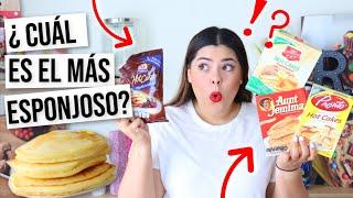 ¿Qué Marca Hace los Mejores Hotcakes? Prueba a CIEGAS ! |RebeO