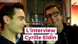 L'interview de Cyrille Eldin au soir du premier tour