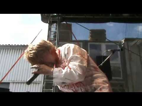 Tchoři - Tchoři - Zombie (Resident Evil) Masters of rock 2013