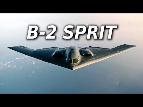 Dünyanın En Pahalı Hayalet Uçağı: B-2 Spirit