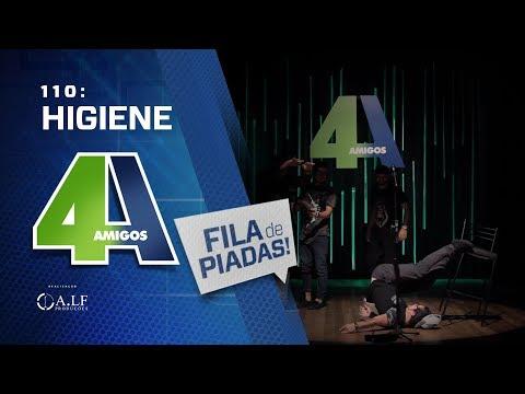 FILA DE PIADAS - HIGIENE - #110