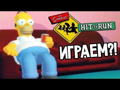 The Simpsons: Hit & Run Прохождение На Русском #1 — ИГРАЕМ С ОРИГИНАЛЬНОЙ ОЗВУЧКОЙ?