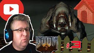 Doom 3 BFG Edition/ПРОХОЖДЕНИЕ/ОСТОРОЖНО ВО ДВОРЕ ЗЛОЙ ШАРИК