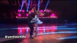 Sonny performs on Dancing With The Stars w/Nicki Minaj