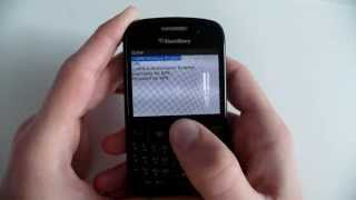 How to use wifi only (disable internet data connection / 3g) on your Blackberry RIM os 5,6,7