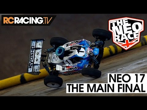 2017 NEO RACE FINAL - 1/8 Nitro Offroad RC Car Racing Indoor World Championship
