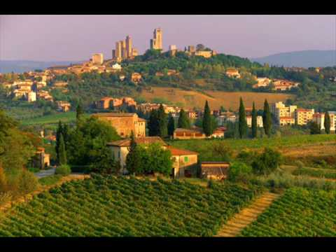 Gianna Nannini - Meravigliosa Toscana