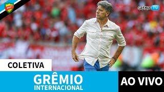 [COLETIVA] Pós-Jogo - Grêmio x Internacional (Final Gauchão 2019) l GrêmioTV