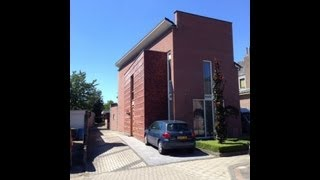 preview picture of video 'RENTED: Modern villa with private guest house for rent int he center of Veldhoven near ASML'