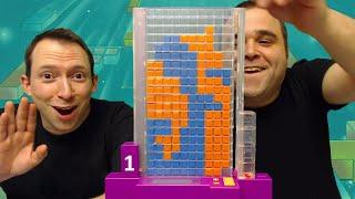 Tetris Duell #1   Von Joker und Stängelis