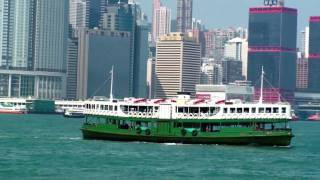 Video : China : A scenic tour of Hong Kong 香港