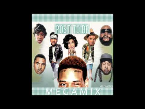 Post To Be MEGAMIX (Fetty Wap Dej Loaf Rick Ross Ty Dolla Sign & MORE)